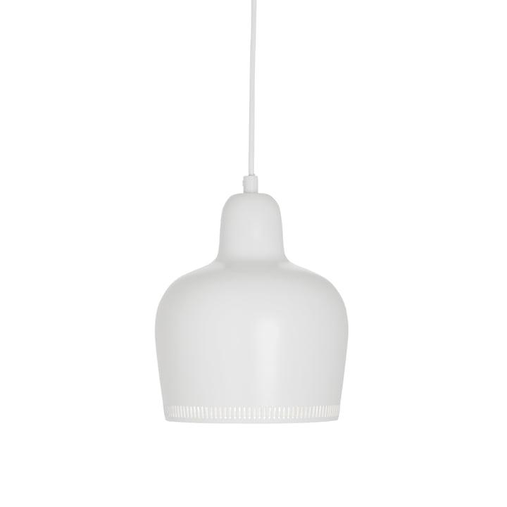 Artek - A 330S Golden Bell pendant, white