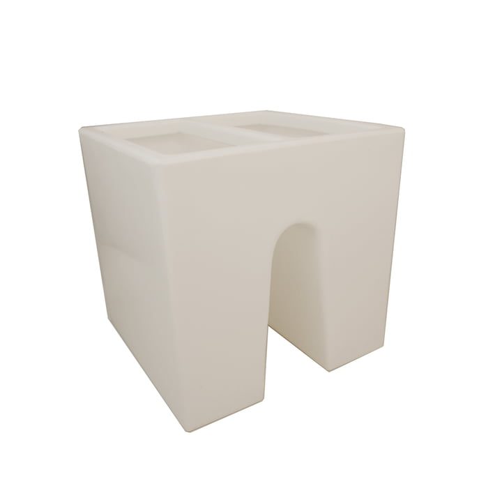 rephorm - Steckling cube - white