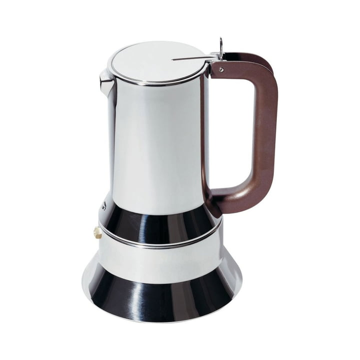 Alessi - Espresso machine 9090, 3 cups