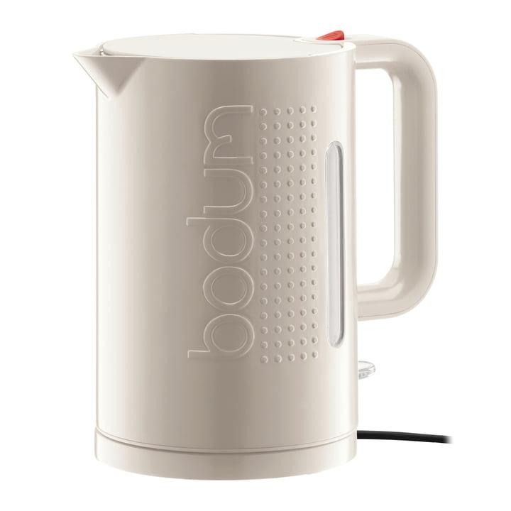 Bodum - Bistro electric kettle, 1.5L - cream