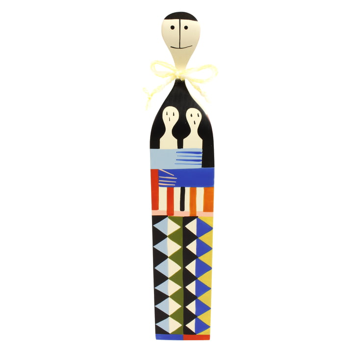 Vitra - Wooden Dolls - No. 5