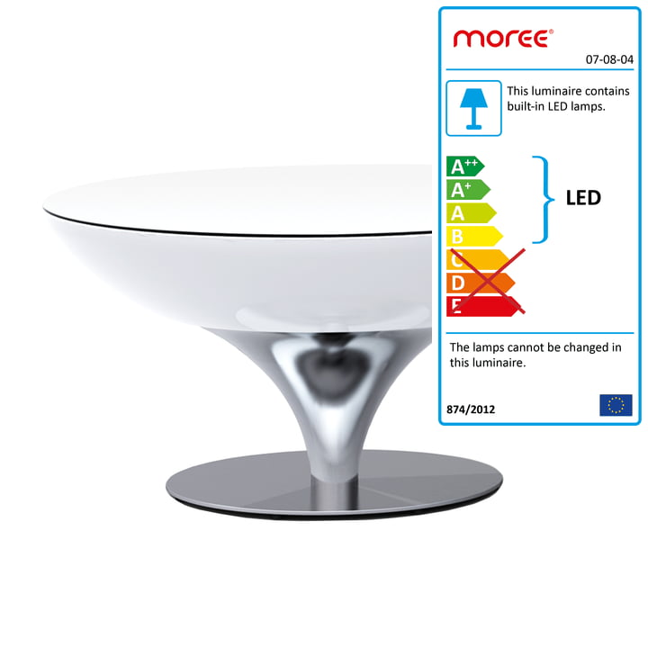 Moree - Lounge table 45 LED