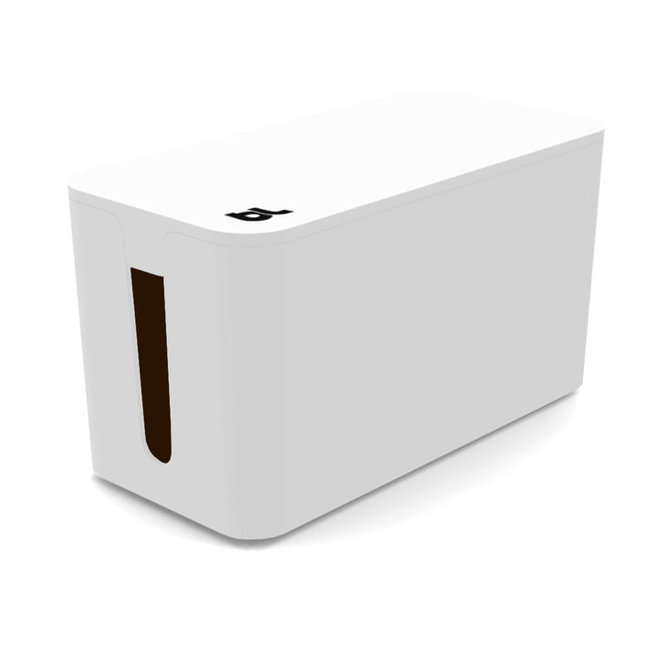 Bluelounge CableBox Mini - white