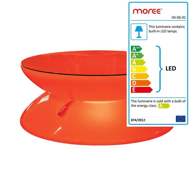 Moree - Lounge Table LED PRO