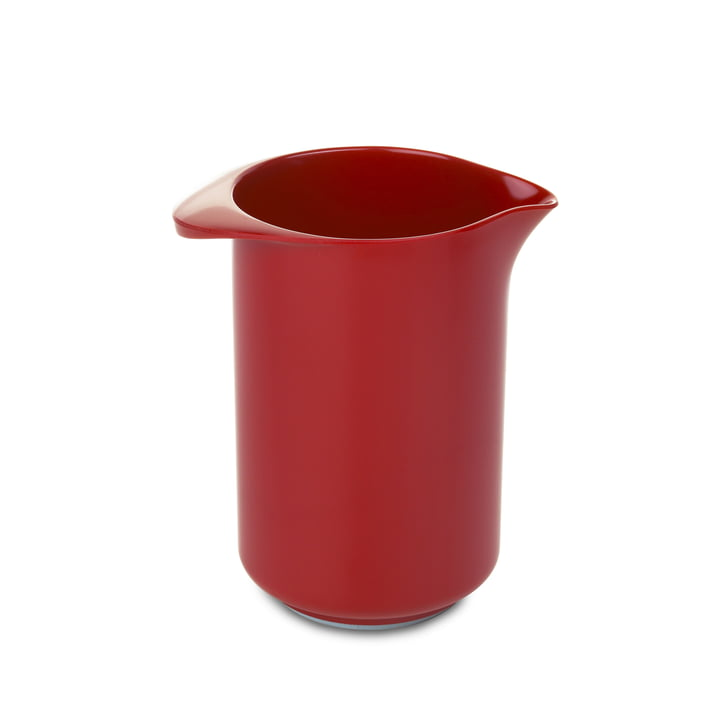 Rosti Mepal - mixing jug Margrethe, 1.0 l, red