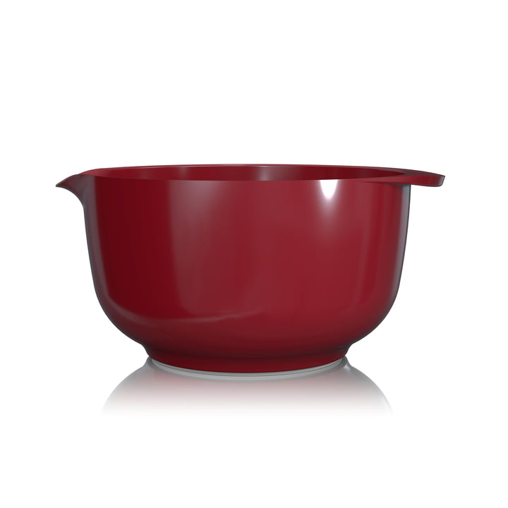 Mixing bowl Margrethe, 4.0 l from Rosti in red