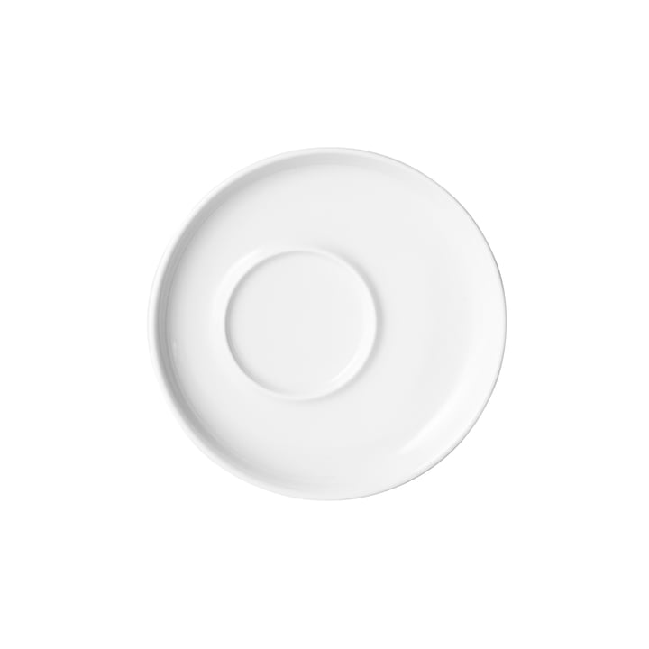 Kahla Five Senses - Saucer, 11cm, white