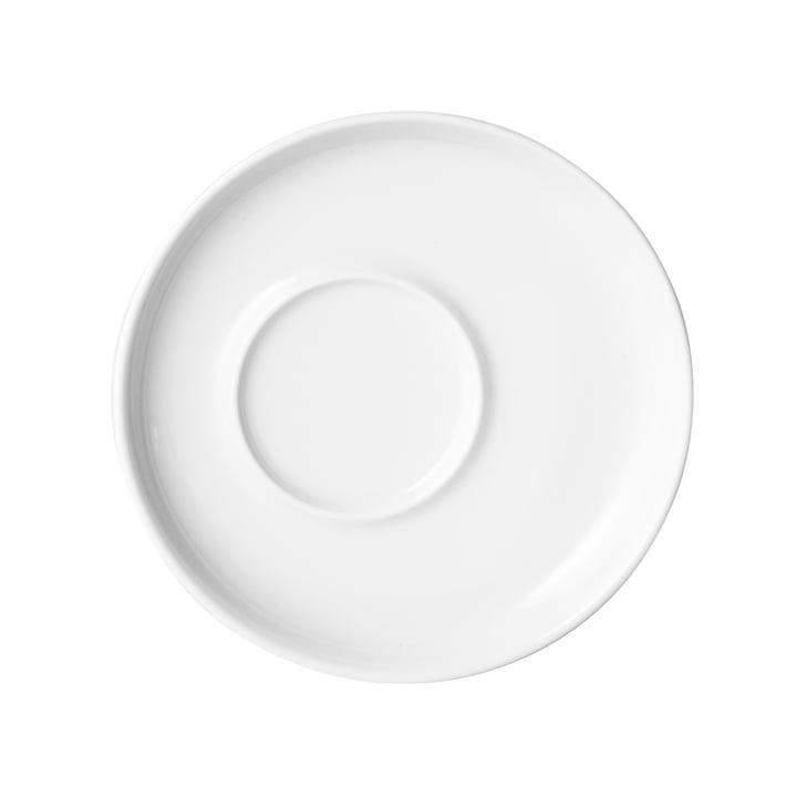 Kahla Five Senses - Saucer, 16cm, white