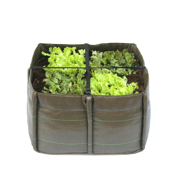 Bacsquare Plant bag 4, 140 l / Geotextile from Bacsac