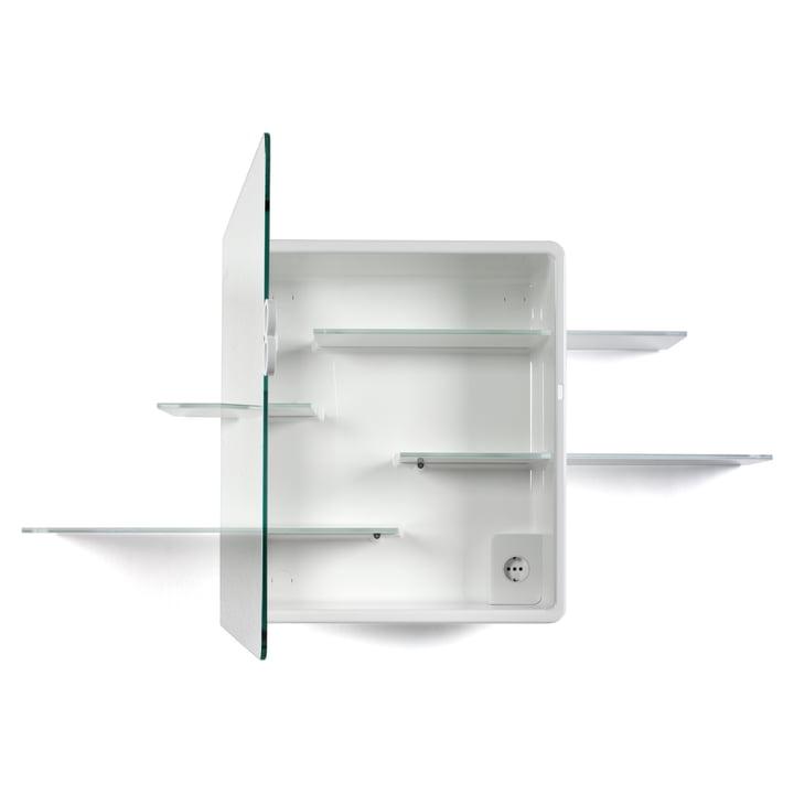 Authentics - Kali mirror cabinet in white