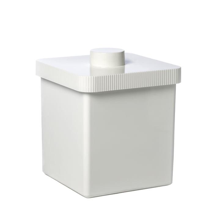 Authentics - Kali waste bin, 10 L, white