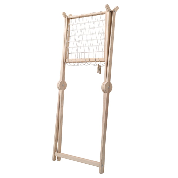 side by side - Clothes Horse Mama, closed