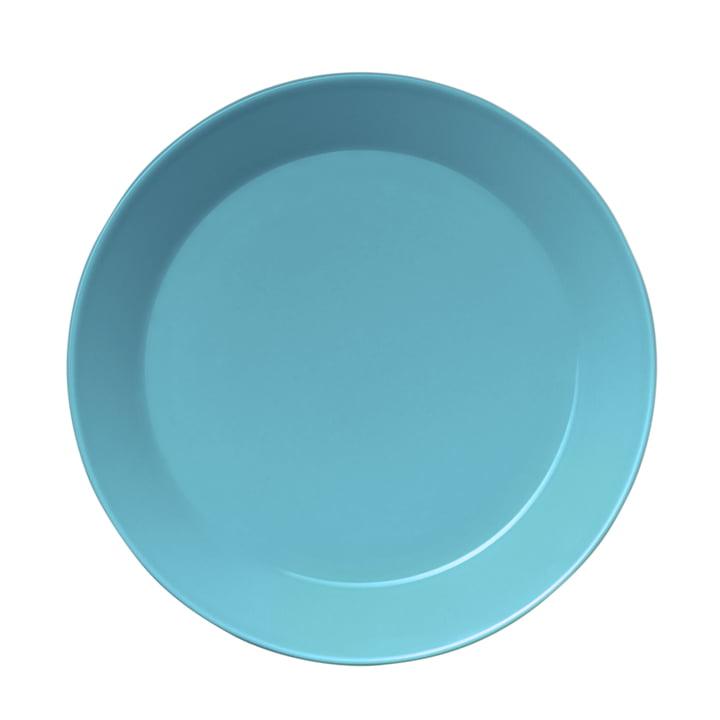 Iittala - Teema Plate flat, 26 cm, turquoise