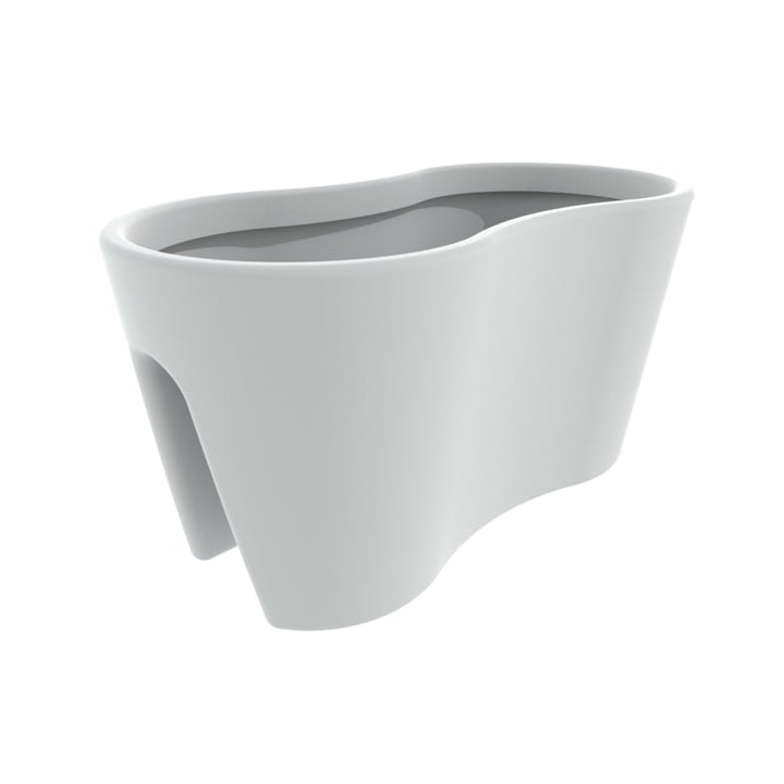 rephorm - Steckling Duo Plant Container in white