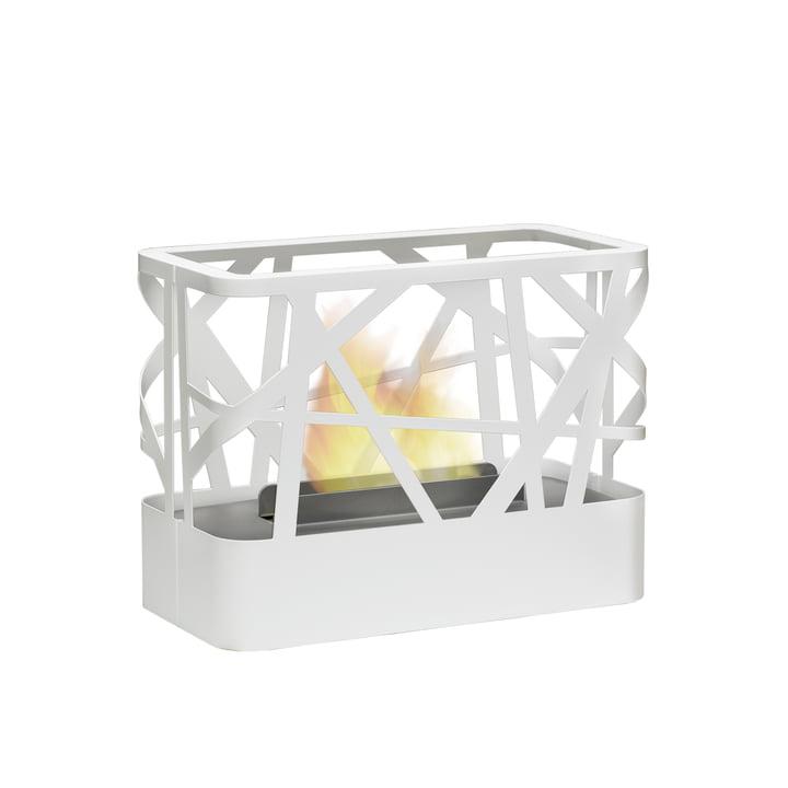 artepuro - Takibi table fireplace, white