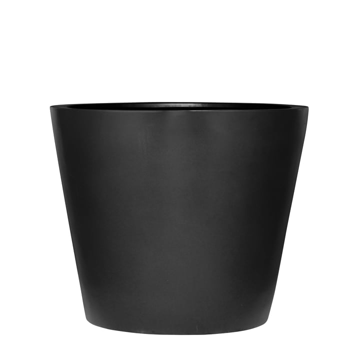The round planter from amei, M, black