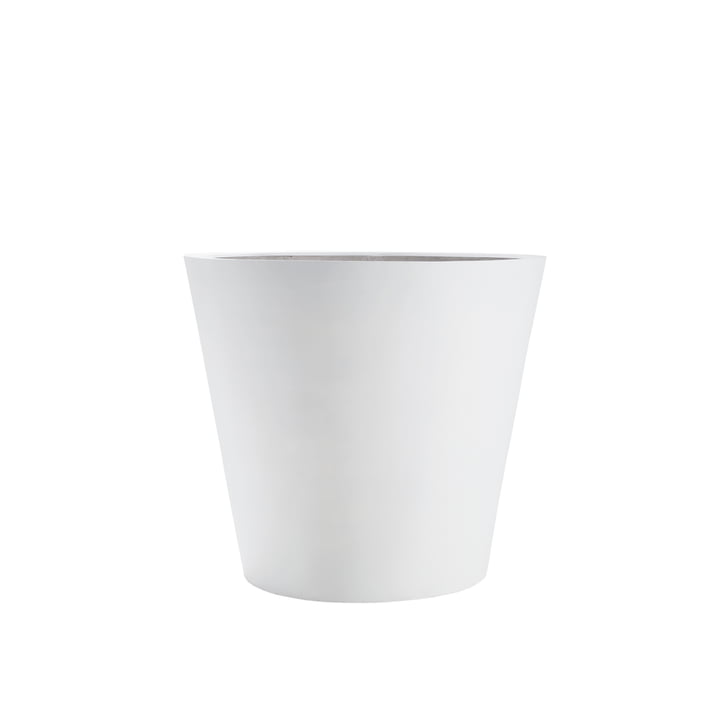 amei - The Round One Planter, XS, white