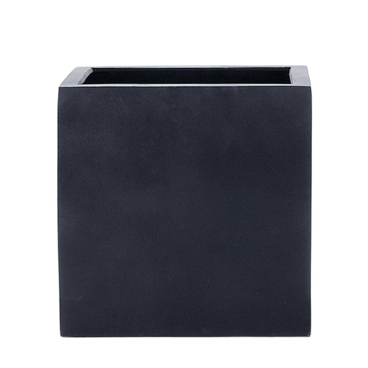 amei - The Cube Planter, L, black
