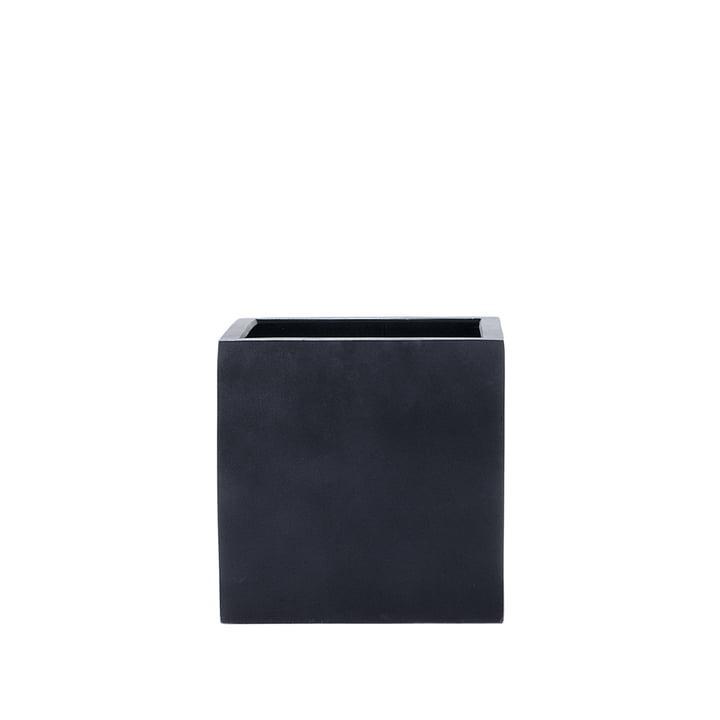 amei - The Cube Planter, S, black