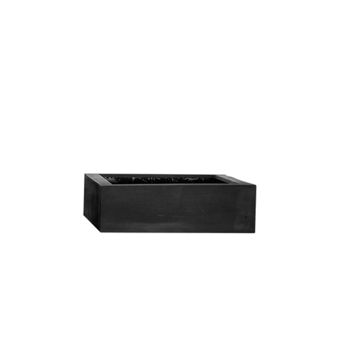 amei - The Quadratic One Planter, XS, black