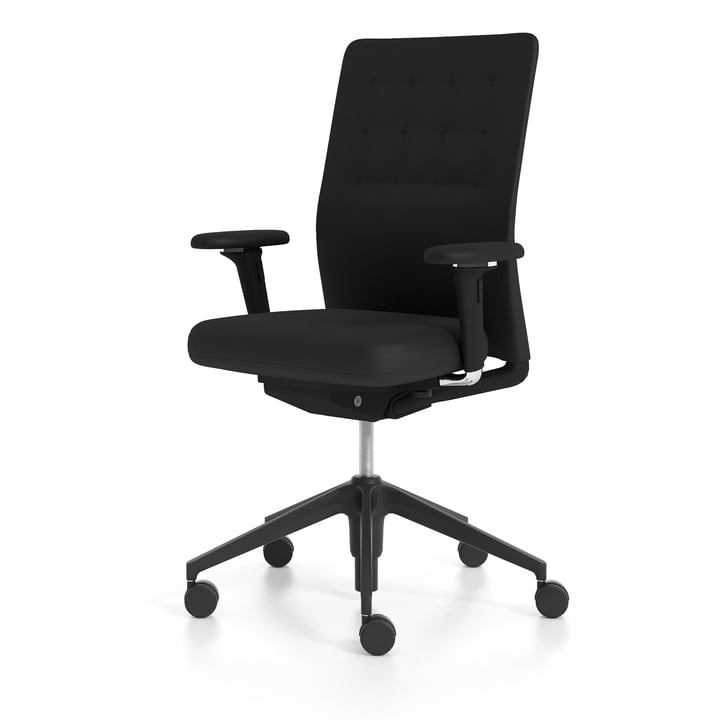 Vitra - ID Trim, nero / basic dark