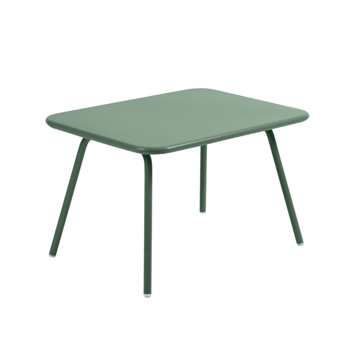 Luxembourg Kid Kids table from Fermob in cedar green