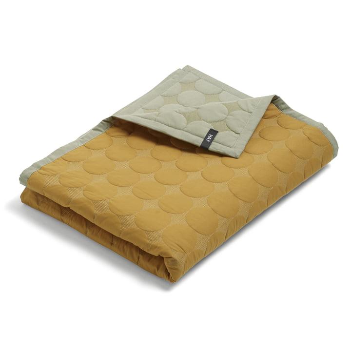 Hay - Mega Dot daily blanket yellow