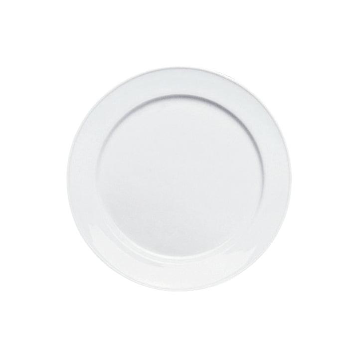 Fürstenberg Wagenfeld - Bread Plate ø 17cm, white