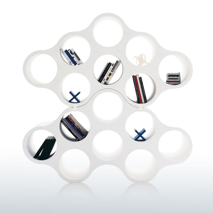 Cappellini - Cloud Shelving System - duo