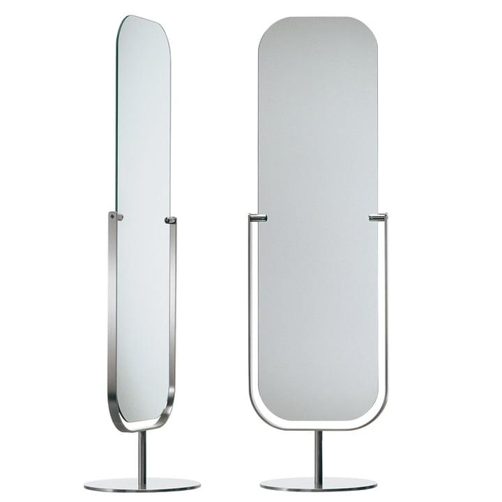 Cappellini - Mirror floor mirror, duo