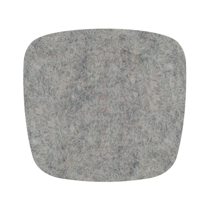 Hey Sign - felt cushion Eames Plastic Armchair, mottled 5mm AR