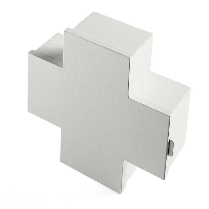 Cappellini - Progetto Oggetto Medicine Cupboard PO/9208, white