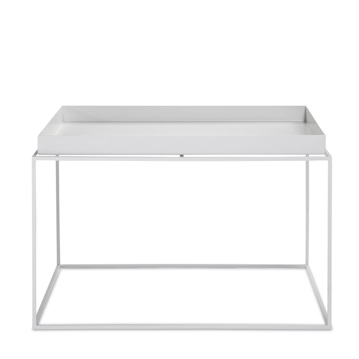 Hay - Tray Table square, 60 x 60 cm, white