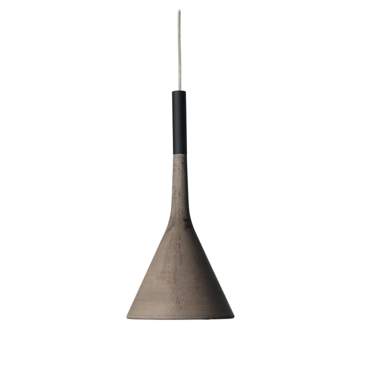 The Foscarini - Aplomb pendant lamp in gray