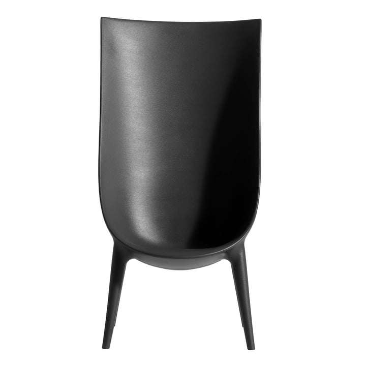 Driade - Out / In High armchair, black