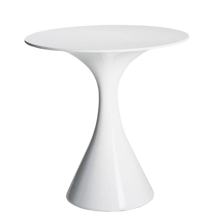 Driade - Kissi Kissi Bistro Table, white