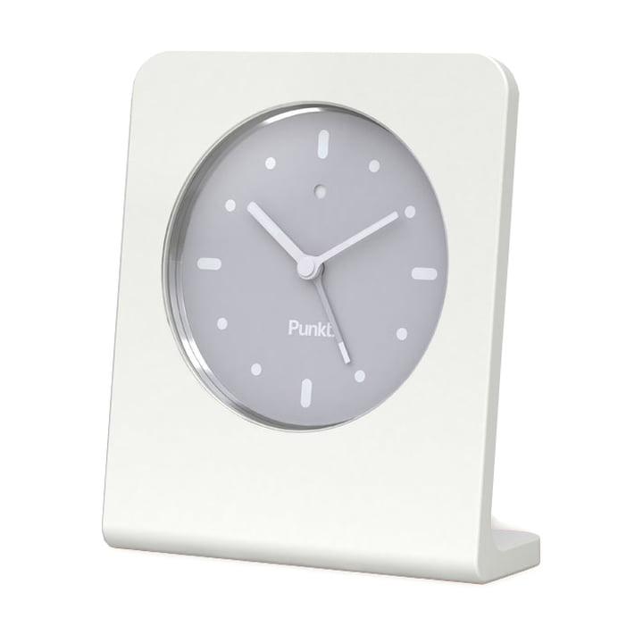 Punkt. - Analog Alarm Clock AC 01, white