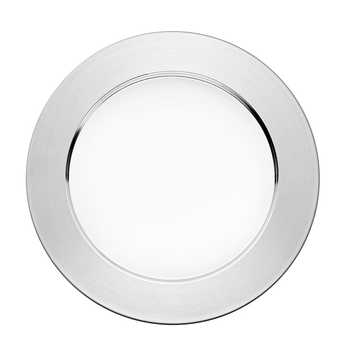 Iittala - Sarpaneva Serving Plate, stainless steel, 42 cm