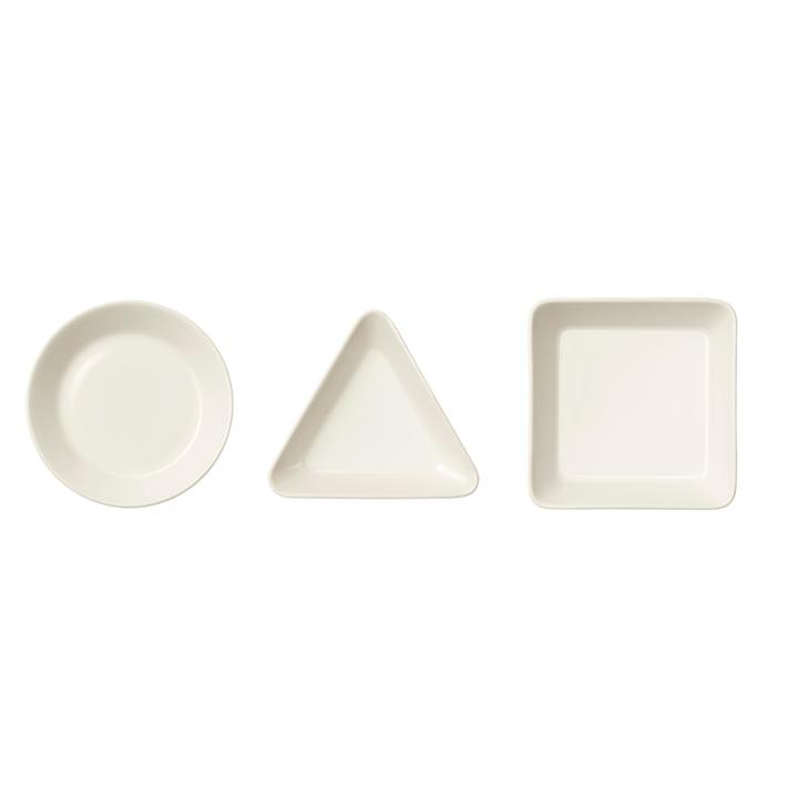 Iittala - Teema Mini serving set , 3pcs., white