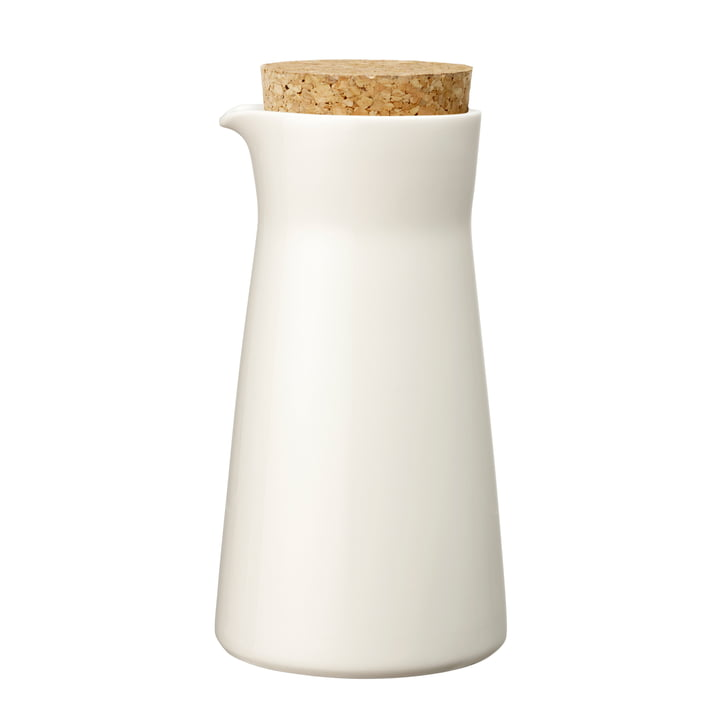 Iittala - Teema Pot with Cork, 0.2 l, white