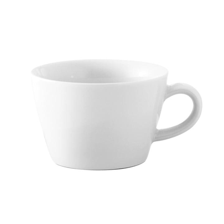 Five Senses - Cappucino-cup, white