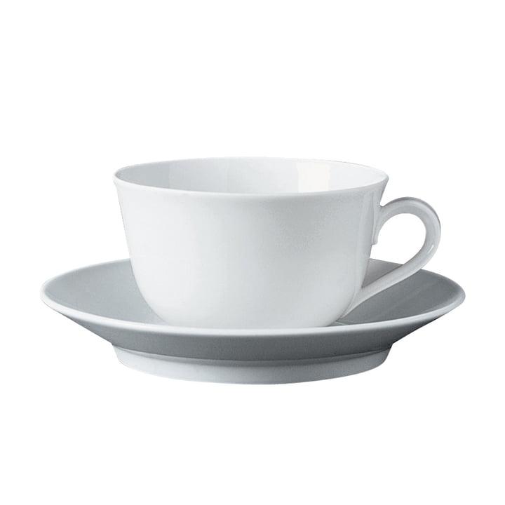 Fürstenberg Wagenfeld - Cappuccino Cups 2-pcs., white