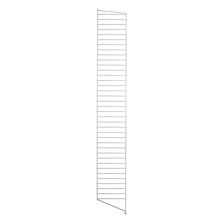 Floor Panel for String shelf 200 cm, grey