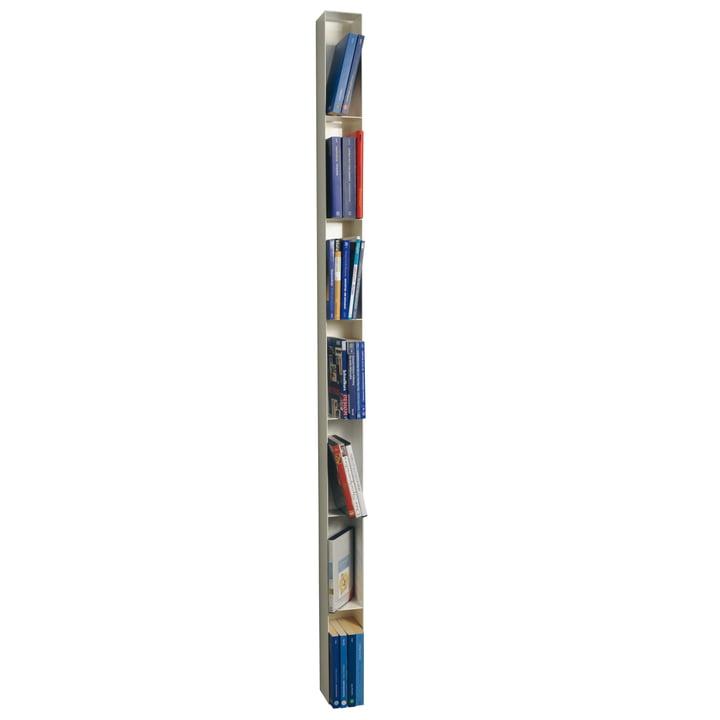 """Mox - Luft, """"Air"""" Wall Shelf, 170 cm, white"""