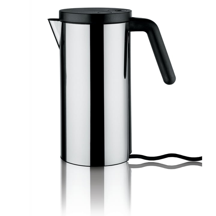 Alessi - Hot.it electric kettle, black (1.4 l)
