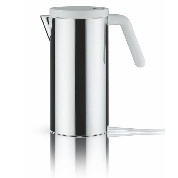 Alessi - Hot.it electric kettle, white (1.4 l)