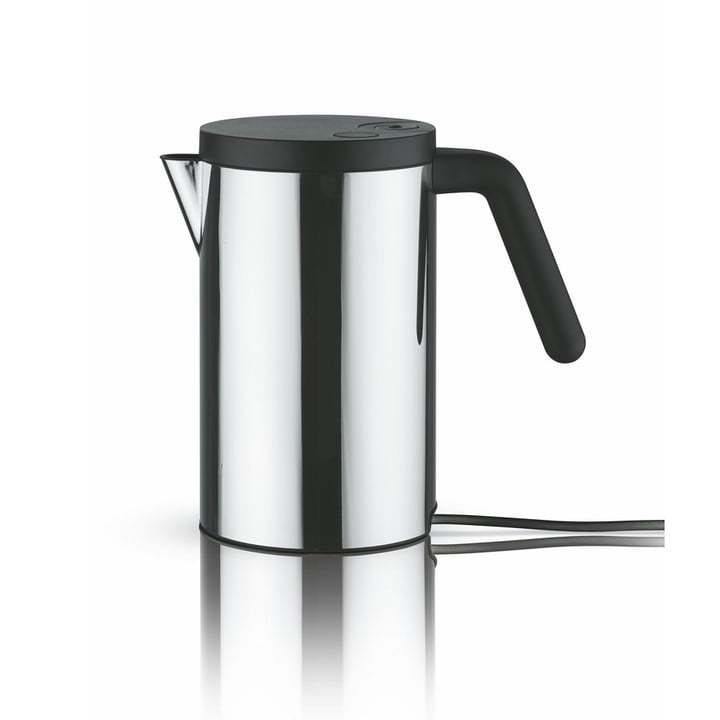 Alessi - Hot.it electric kettle, black (0.8 l)