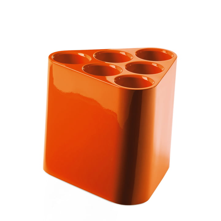 Poppins Umbrella Stand from Magis in Orange