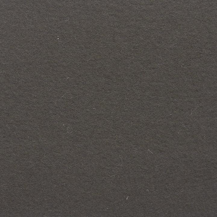 Ruckstuhl - Carpet Feltro, grey brown 70040 - details image
