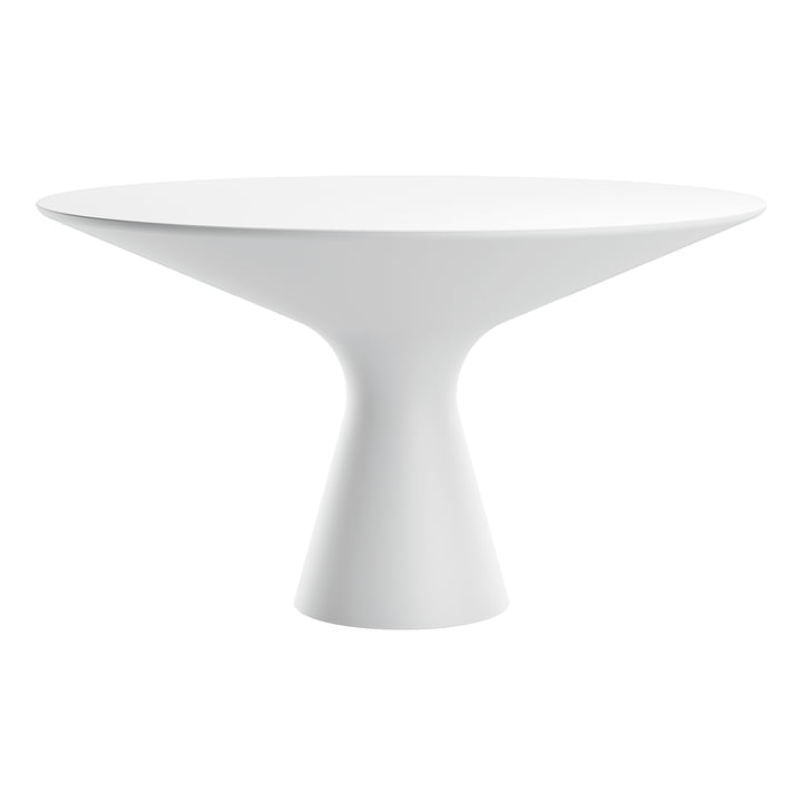 Zanotta - Blanco dining table Ø 130 cm